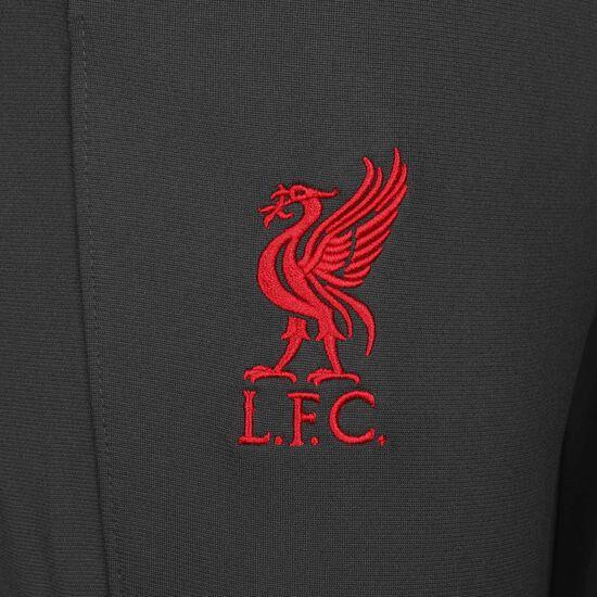 FC Liverpool Dry Strike Trainingshose Herren, anthrazit / rot, zoom bei OUTFITTER Online
