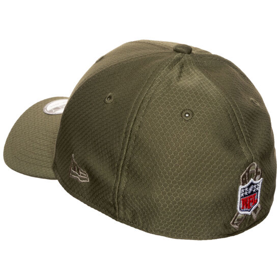 39THIRTY NFL San Francisco 49ers Salute To Service Cap, braun, zoom bei OUTFITTER Online