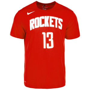 James Harden Houston Rockets T-Shirt Herren, rot / weiß, zoom bei OUTFITTER Online