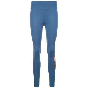 One Just Do It GRX Trainingstight Damen, blau / orange, zoom bei OUTFITTER Online
