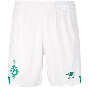 SV Werder Bremen Short Home 2018/2019 Herren, Weiß, zoom bei OUTFITTER Online