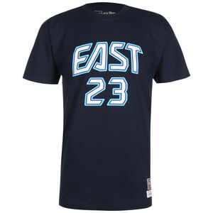 NBA All-Star 2009 #23 James T-Shirt, blau / hellblau, zoom bei OUTFITTER Online