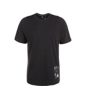 Inside Mesh Tech T-Shirt Herren, schwarz, zoom bei OUTFITTER Online