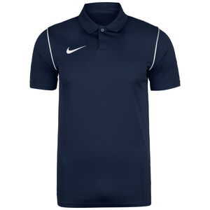 Park 20 Dry Poloshirt Herren, dunkelblau / weiß, zoom bei OUTFITTER Online