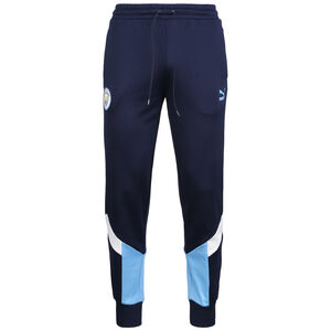 Manchester City Iconic MCS Jogginghose Herren, dunkelblau / hellblau, zoom bei OUTFITTER Online