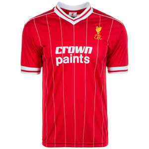 FC Liverpool Trikot 1982 Herren, Rot, zoom bei OUTFITTER Online