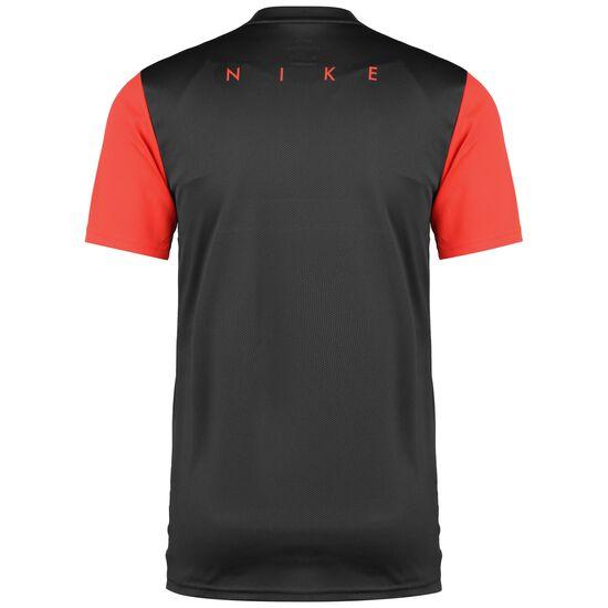 Dry Academy Pro Trainingsshirt Herren, anthrazit / neonrot, zoom bei OUTFITTER Online