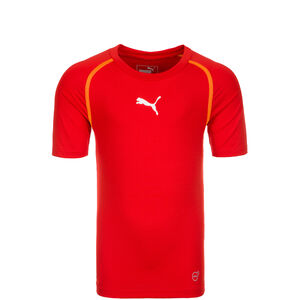 TB Trainingsshirt Kinder, rot, zoom bei OUTFITTER Online