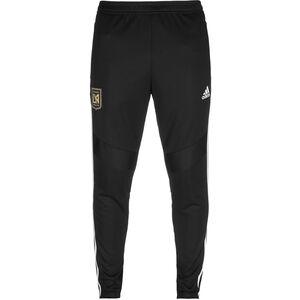 Los Angeles FC Trainingshose Herren, schwarz / weiß, zoom bei OUTFITTER Online