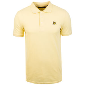 Polo Poloshirt Herren, gelb, zoom bei OUTFITTER Online