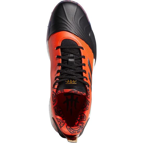 T-Mac Millennium Basketballschuhe Herren, orange / schwarz, zoom bei OUTFITTER Online