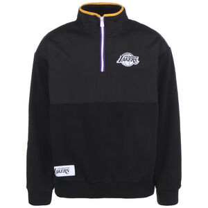 NBA Los Angeles Lakers East/West Coast Sweatshirt Herren, schwarz / orange, zoom bei OUTFITTER Online