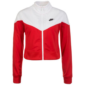 Heritage Trainingsjacke Damen, rot / weiß, zoom bei OUTFITTER Online