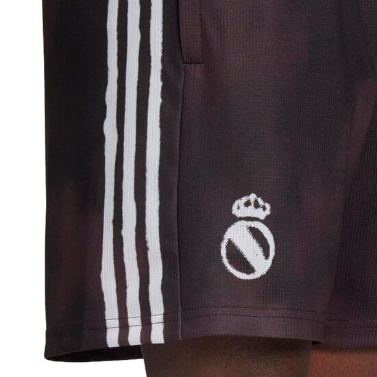 Real Madrid Human Race FC Shorts Herren, schwarz / weiß, zoom bei OUTFITTER Online
