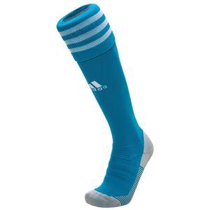 Adi Sock 18 Sockenstutzen, hellblau / weiß, zoom bei OUTFITTER Online