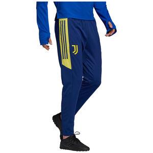 Juventus Turin Trainingshose Herren, blau / gelb, zoom bei OUTFITTER Online