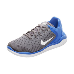 Free RN 2018 Laufschuh Kinder, Grau, zoom bei OUTFITTER Online