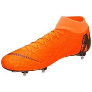 Mercurial Superfly VI Academy SG-PRO Fußballschuh Herren, Orange, zoom bei OUTFITTER Online