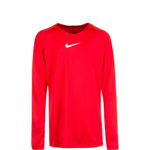 Dry Park First Longsleeve Kinder, rot / weiß, zoom bei OUTFITTER Online