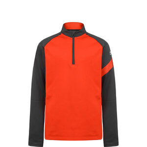 Dry Academy Pro Trainingsshirt Kinder, rot / dunkelgrau, zoom bei OUTFITTER Online