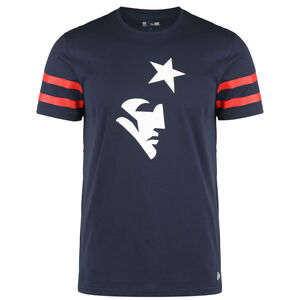 NFL New England Patriots Elements T-Shirt Herren, dunkelblau / rot, zoom bei OUTFITTER Online