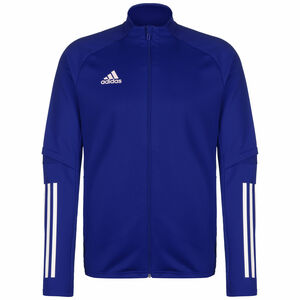 Condivo 20 Trainingsjacke Herren, blau / weiß, zoom bei OUTFITTER Online