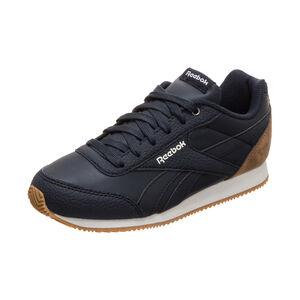 Royal Classic Jogger 2 Sneaker Kinder, dunkelblau / grau, zoom bei OUTFITTER Online