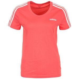 Essentials 3S T-Shirt Damen, korall / weiß, zoom bei OUTFITTER Online