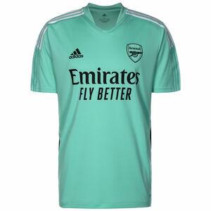 FC Arsenal Trainingsshirt Herren, mint / schwarz, zoom bei OUTFITTER Online