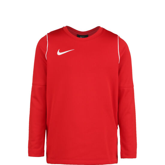 Park 20 Dry Crew Longsleeve Kinder, rot / weiß, zoom bei OUTFITTER Online