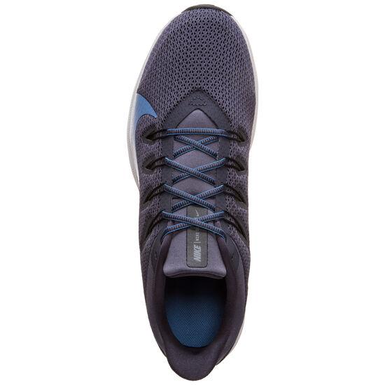 Quest 2 Laufschuh Herren, grau / blau, zoom bei OUTFITTER Online