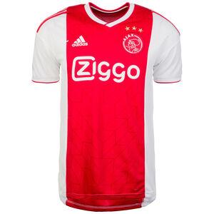 Ajax Amsterdam Trikot Home 2018/2019 Herren, Weiß, zoom bei OUTFITTER Online