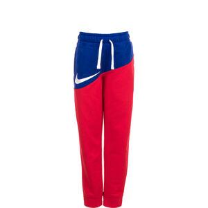 Swoosh Jogginghose Kinder, rot / blau, zoom bei OUTFITTER Online