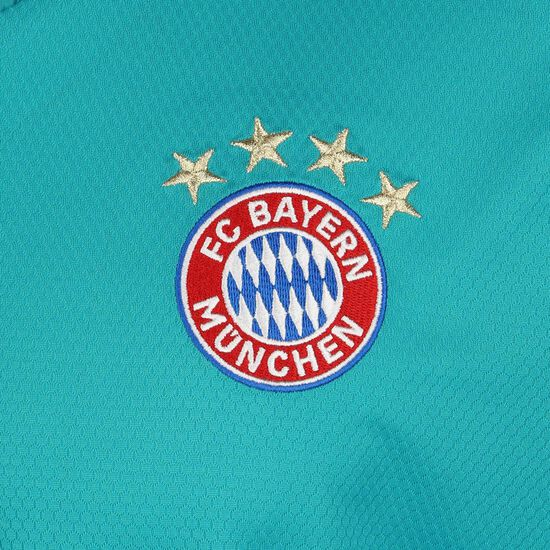 FC Bayern München Torwarttrikot 2020/2021 Herren, grün / weiß, zoom bei OUTFITTER Online