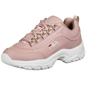 Strada Low Sneaker Damen, korall / weiß, zoom bei OUTFITTER Online