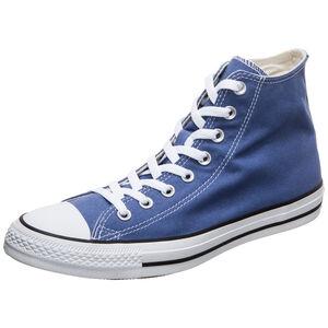 Chuck Taylor All Star High Sneaker, blau / weiß, zoom bei OUTFITTER Online