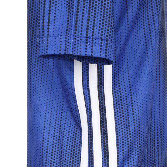Tiro 19 Fußballtrikot Kinder, blau / weiß, zoom bei OUTFITTER Online