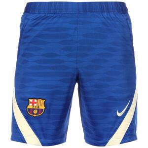 FC Barcelona Strike Trainingsshorts Herren, blau / weiß, zoom bei OUTFITTER Online