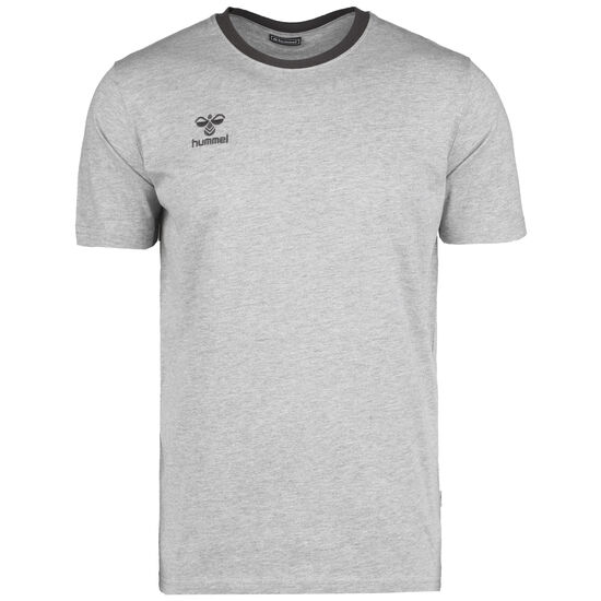 hmlMOVE Classic T-Shirt Herren, grau, zoom bei OUTFITTER Online