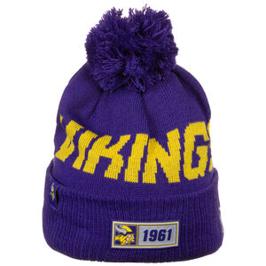 NFL Minnesota Vikings Sport Knit Mütze, , zoom bei OUTFITTER Online