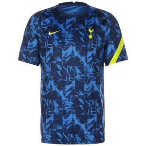 Tottenham Hotspur Pre-Match Trainingsshirt Herren, blau / hellgrün, zoom bei OUTFITTER Online