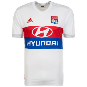 Olympique Lyon Trikot Home 2017/2018 Herren, Weiß, zoom bei OUTFITTER Online