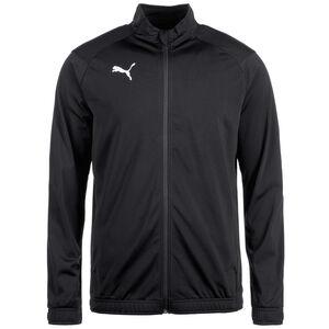 LIGA Sideline Core Trainingsjacke Herren, schwarz / weiß, zoom bei OUTFITTER Online