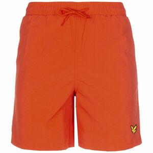 Plain Swim Shorts Herren, orange, zoom bei OUTFITTER Online