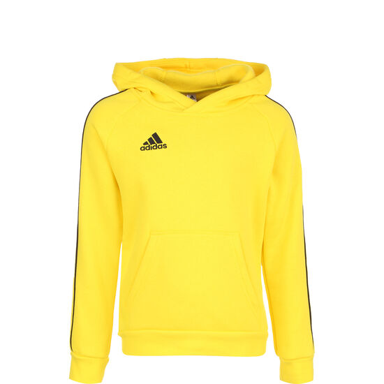Core 18 Kapuzenpullover Kinder, gelb, zoom bei OUTFITTER Online