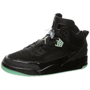 Jordan Spizike Basketballschuh Herren, schwarz / grün, zoom bei OUTFITTER Online