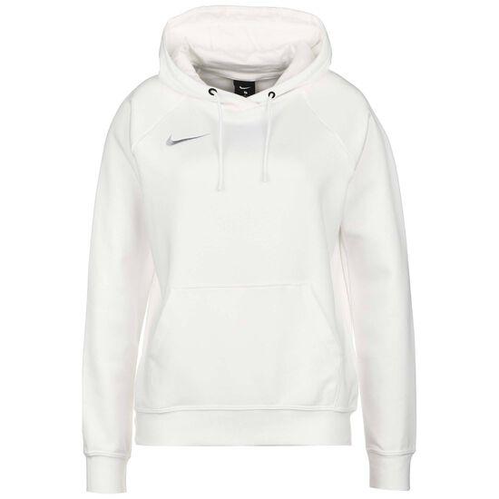 Park 20 Fleece Kapuzenpullover Damen, weiß / grau, zoom bei OUTFITTER Online
