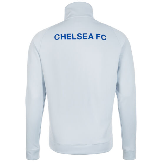 FC Chelsea Franchise Trainingsjacke Herren, hellblau / blau, zoom bei OUTFITTER Online