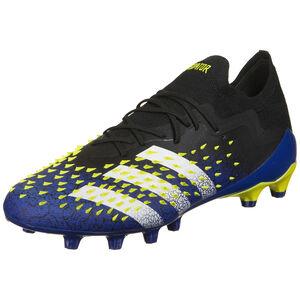 Predator Freak .1 L AG Fußballschuh Herren, schwarz / blau, zoom bei OUTFITTER Online