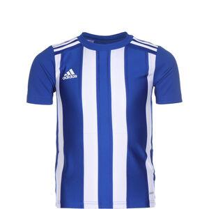 Striped 21 Fußballtrikot Kinder, blau / weiß, zoom bei OUTFITTER Online